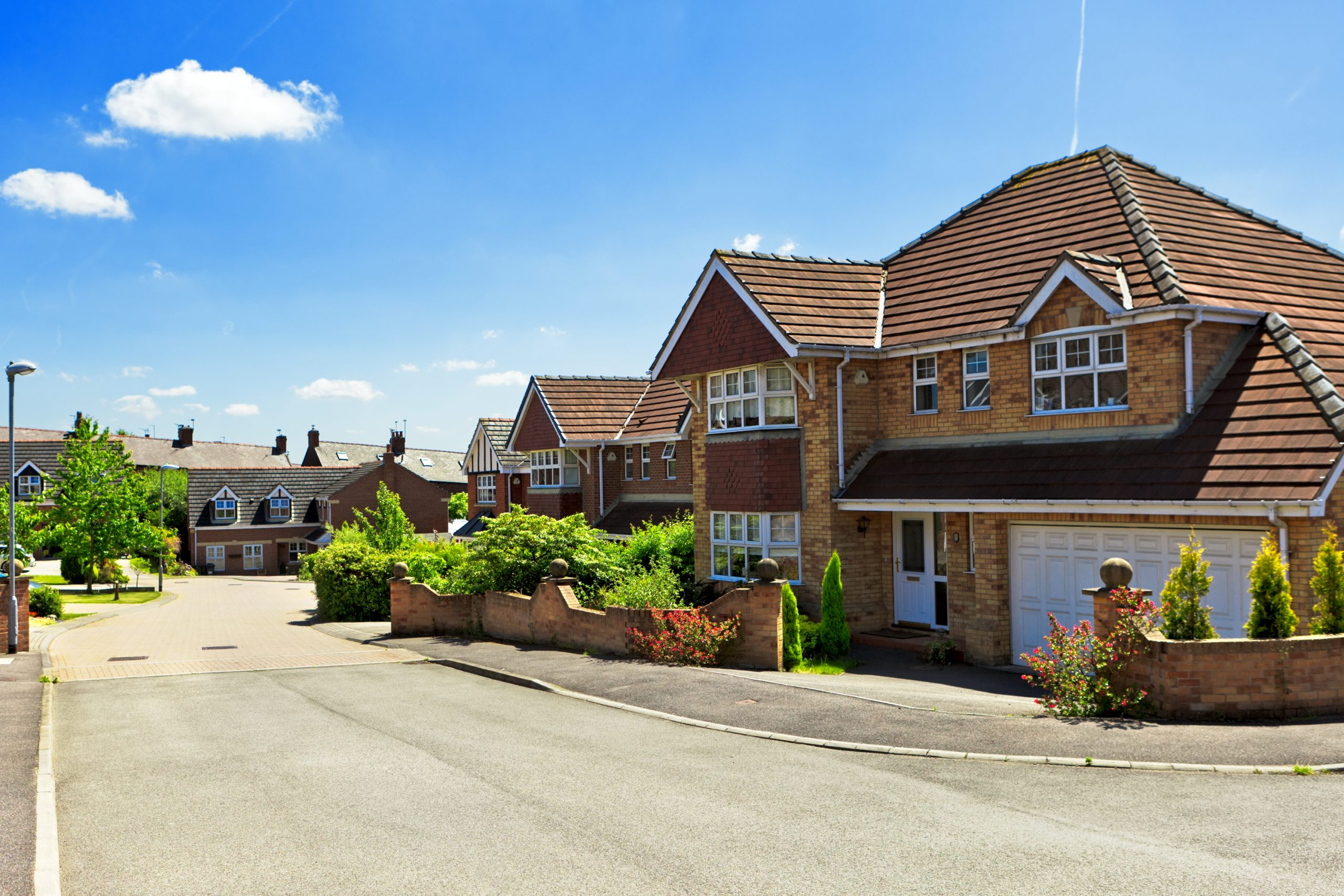 New home shared ownership