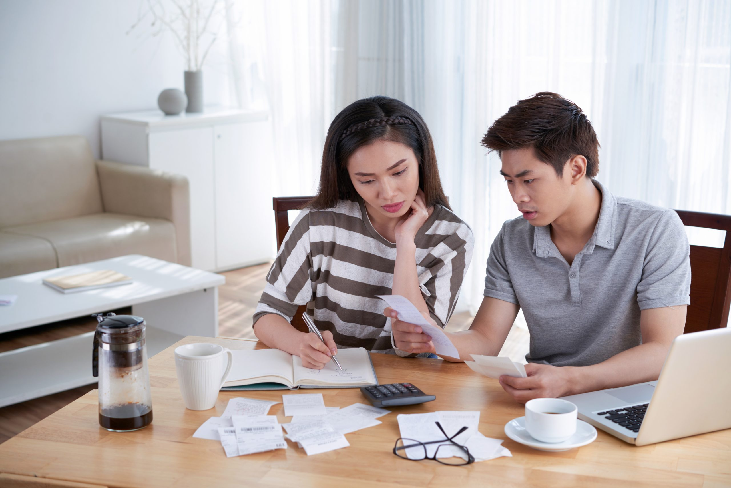 Calculate bills for your new home